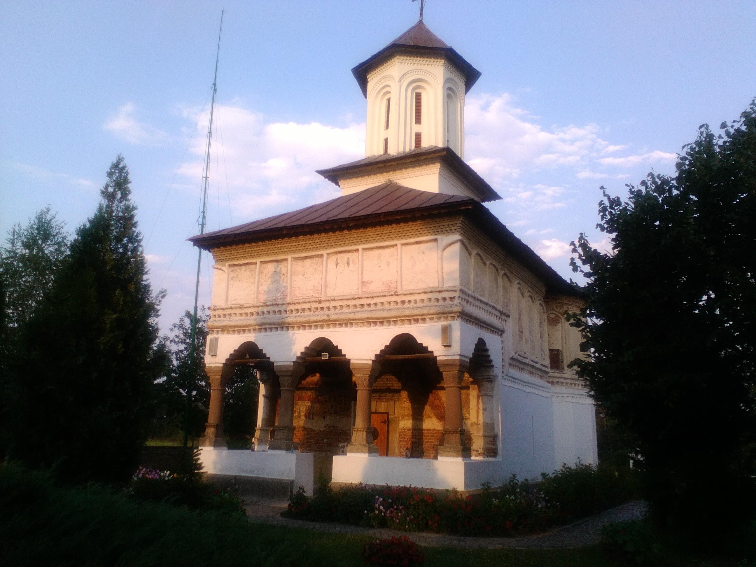 Manastirea Carbunesti